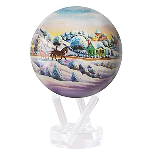 4.5'' Home for the Holidays MOVA Globe by Mova