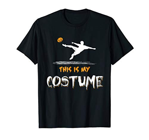 This Is My Soccer Player Costume T-Shirt -