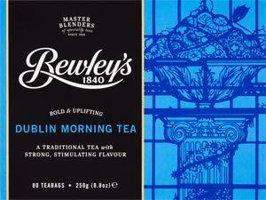 Bewley's Dublin Morning 80 Tea Bags x 2 Boxes (160 Count) ()