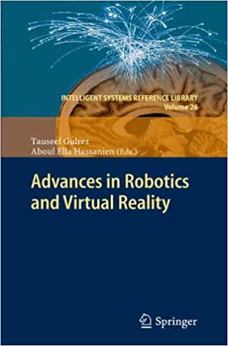 Advances In Robotics And Virtual Reality Intelligent Systems