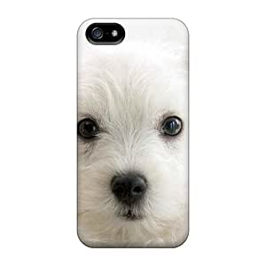 Top Quality Protection Animals Dogs Dog On Your Screen Case Cover For Iphone 5/5s
