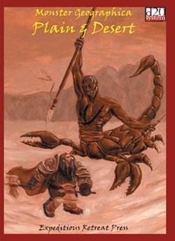 Monster Geographica: Plain and Desert (Monster Geographica) PDF