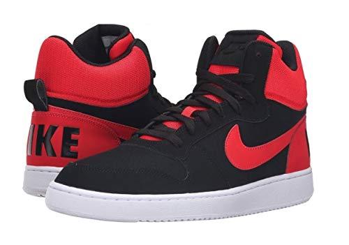 NIKE Men's Court Borough Mid Basketball Shoes