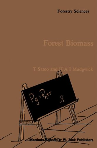 Forest Biomass (Forestry Sciences)