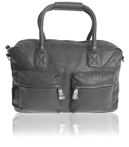 XL Cowboy Bag Messenger Bolsa Negro Spooky