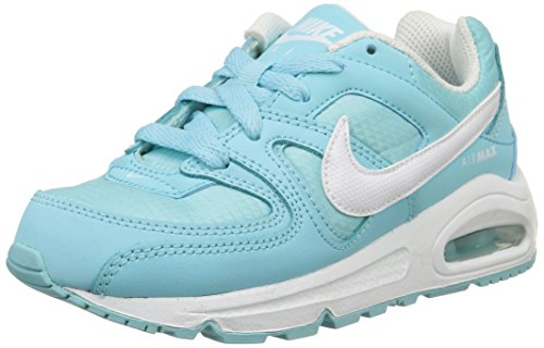 Nike Unisex Niños ps Command Air Blanco Marrón Max qIzfIr