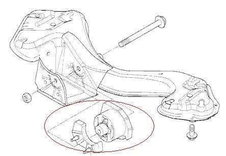 Koch Tools KT20367 BMW Transmission / Transfer-Case Bushing Tool X5 by Koch Tools (Image #4)