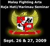Malay Fighting Art - Windy City Raja Hati/Harimau Seminar