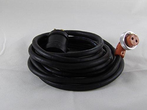 10 foot Engine heater cord for DETROIT DIESEL Series 60 (11.1L 677 CID, 12.7L 775 CID) HFM