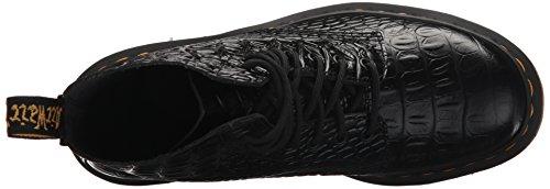 Dr Vibrance 22966001 Boots New Black Martens Croco Croc Pascal AUwAaqp