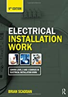 Electrical Installation Work, 9th Edition Front Cover