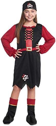 Disfraz Pirata niña infantil para Carnaval (4-6 años): Amazon.es ...