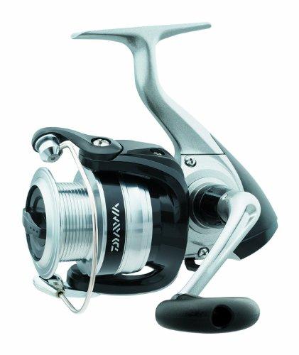Cp Spinning Reel (Daiwa SF2500-B-CP Strikeforce Test Front Drag Spinning Fishing Reel, 6-10 lb, Silver)