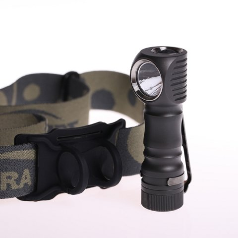 Zebralight H53w AA Headlamp Neutral White