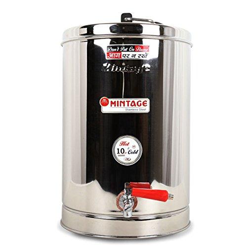 MINTAGE ミンテージ ウォータージャグ Tea Container Hot&cold Desire 10Litres 保温保冷   B07DGC1YXQ