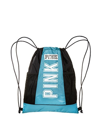 Victoria's Secret PINK Drawstring Backpack - Pink Gym Bag Victoria Secret