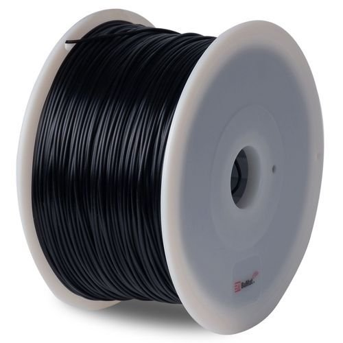 FlashForge PLA Black Filament 1.75mm / 2.2 lb (1KG) for Creator Series (Pro, X, Wood) 3D Printers