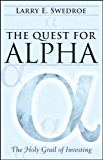 The Quest for Alpha: The Holy Grail of Investing (Bloomberg)