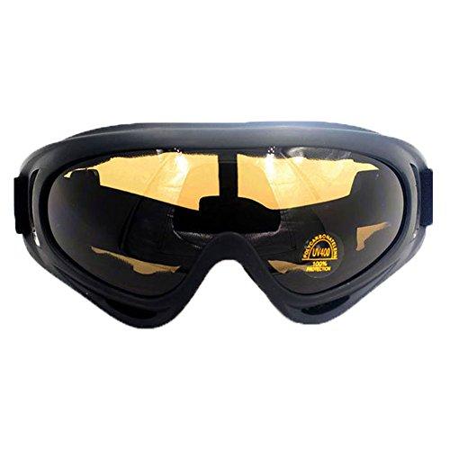 - Mai Yi Ski Goggles, Skate Glasses for Kids, Boys & Girls, Youth, Men & Women, with UV 400 Protection, Wind Resistance, Anti-Glare Lenses