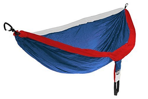 ENO Eagles Nest Outfitters - DoubleNest Hammock, (Eno Doublenest Hammock Patriot)