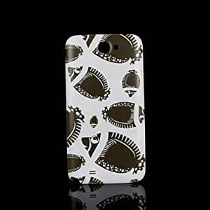 GX 20150511 pescado cubierta patrón fo Samsung Galaxy Note 2 N7100 caso