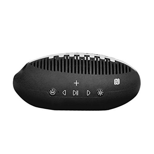 OUTAD GACIRON Bluetooth Lautsprecher+Fahrradlampe+Fahrradhalterung Fahrrad lautsprecher Mp3-Player WMA FahrradTragbar BT-S MINI Bluetooth-Lautsprecher