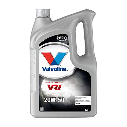 VALVOLINE Engine Oil Engine Oil Engine Engine Oil Engine Oil Petrol VR1 Racing 20W-50 Rally 1L:
