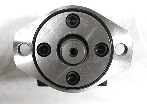WF-101-1036 - Fluidyne Low Speed High Torque Motor 9.8 Cubic Inch Displacement 2 Bolt A Mount (3.25