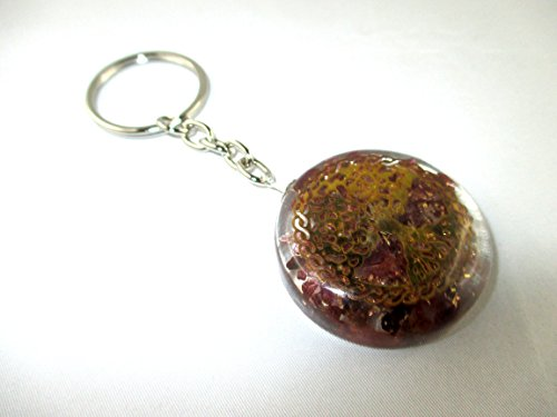 Orgone Key chain Beautiful Meditation