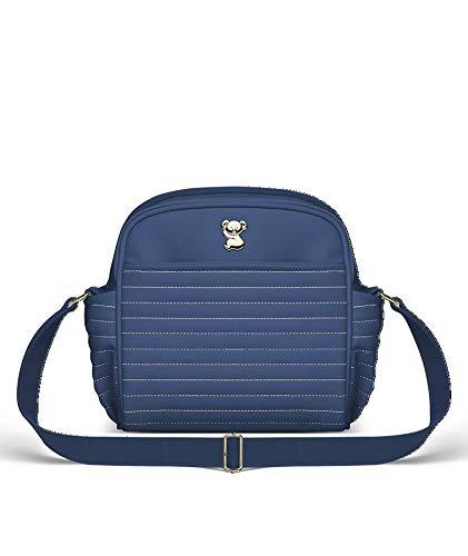 Bolsa Maternidade Califórnia K P, Classic for Baby Bags, Marinho
