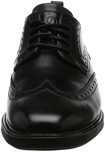 Cole Haan Mens Grandevoluton Shortwing Oxford Nero / Nero