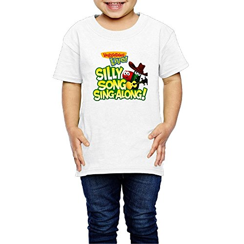 Roy VeggieTales Larry The Cucumber Toddler Short Sleeve