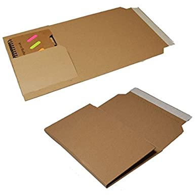 Pack of 25 335 mm x 253 mm x 45 mm Readypac WRAP335253 Postal wrap