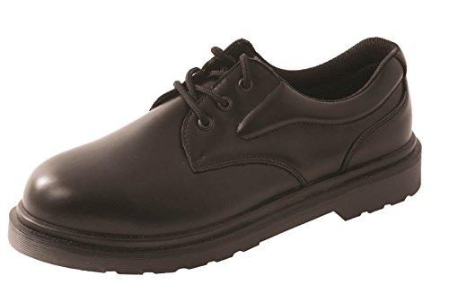 PORTWEST FW26 SteeliteTM Air Cushion Safety Shoe SB Black FW26BK-R39