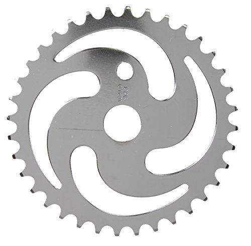 Wald Chrome Plated BMX/Single Speed Bicycle Chainring (36T) ()