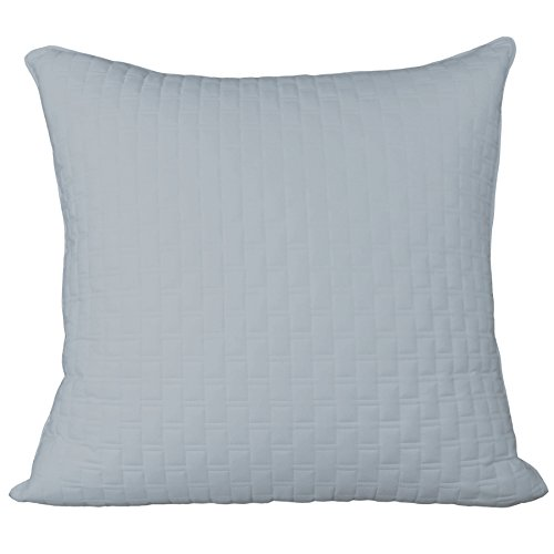 (Bed Voyage Rayon from Bamboo Pillow Sham Euro Sky )