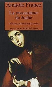 Le procurateur de Judée par France