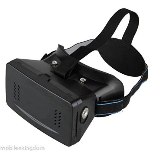 VR 3D Glasses CoperRIEM 2 Virtual Reality VR Headset 3D Video Glasses Plastic Material