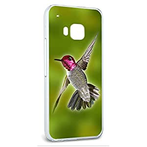 Snap On Protective Slim Hard Case for HTC One M9 Bird Designs - Hummingbird Bird
