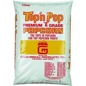 Gold Medal Prod. 2040 Top 'N Pop Bulk Popcorn by Gold Medal Prod. (Image #1)
