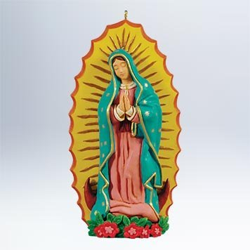 Our Lady Of Guadalupe 2011 Hallmark Ornament ()