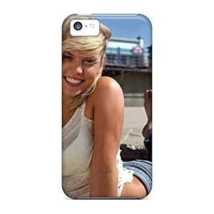 For E-Lineage Iphone Protective Case, High Quality For Iphone 5c Agnes Bruckner Skin Case Cover