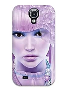 WilliamBDavis Snap On Hard Case Cover 3d Girl Protector For Galaxy S4