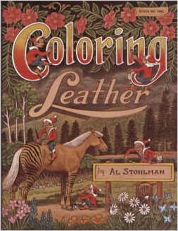 Coloring leather: Al Stohlman: Amazon.com: Books