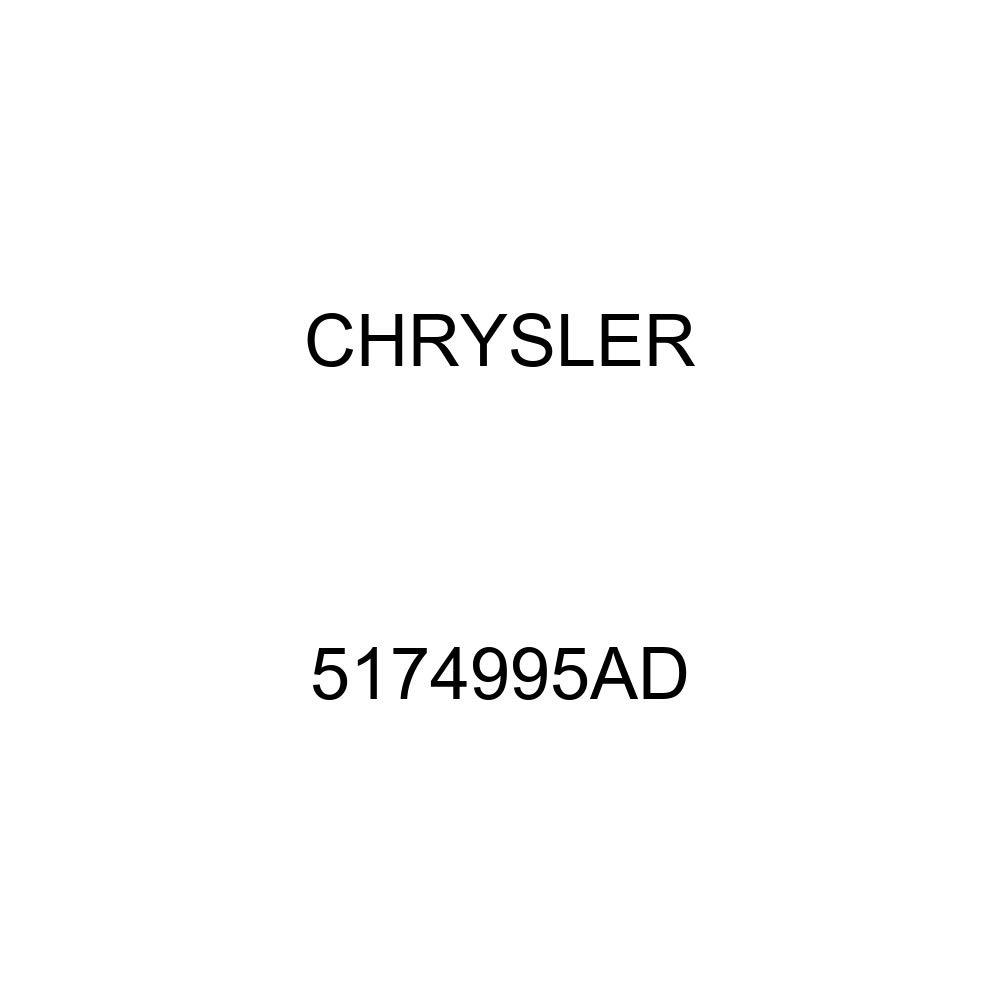 Genuine Chrysler 5174995AD Suspension Absorber Package