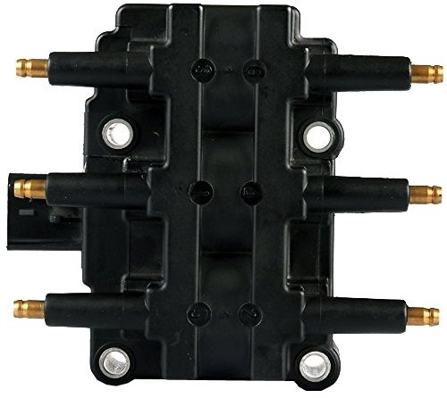Ignition Coil Pack for 2001-2010 Chrysler Town & Country Dodge Grand Caravan Jeep Wrangler Voyager Pacifica 3.3L 3.8L V6 fit UF305 C1442 56032520