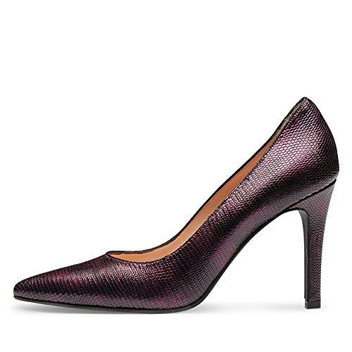 Evita Shoes - Zapatos de vestir de Piel para mujer Morado - morado
