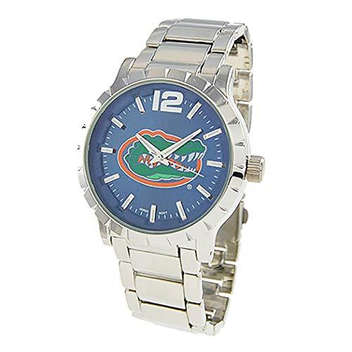 Rosemarie Collections Men's University of Florida UF Gators Licensed Collegiate Watch FL