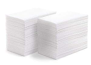 Suave toallas de mano | invitados servilletas | servilletas de papel desechables | lino feel toallas