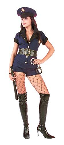RG Costumes Women's Naughty Sheriff, Standard, X-Large -